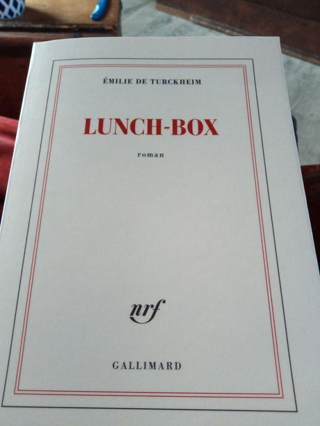 Lunch-box d'Emilie de Turckheim