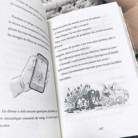 Roman jeunesse : 🐶🐱 Le journal de Gurty 🐱🐶