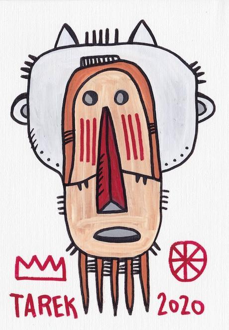 Dessins de la série Mask