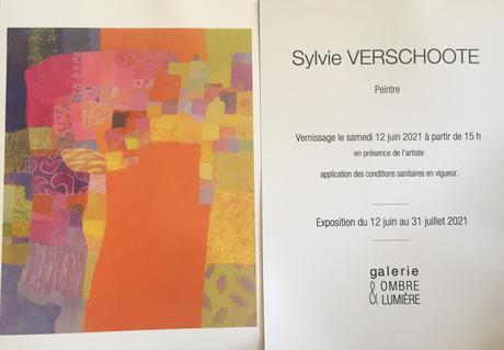 Galerie « Ombre et Lumière  » à Venterol (26110) Drôme- 12 Juin au 31 Juillet 2021