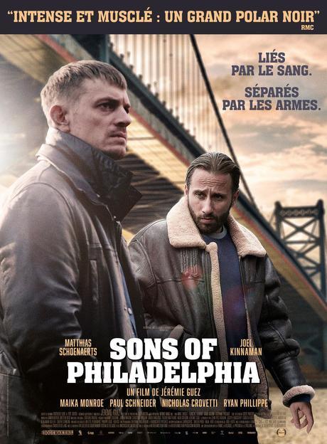 Sons of Philadelphia (2021) de Jeremy Guez