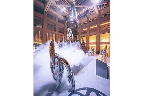 Futura ouvre son exposition FuturaLand à Hong-Kong