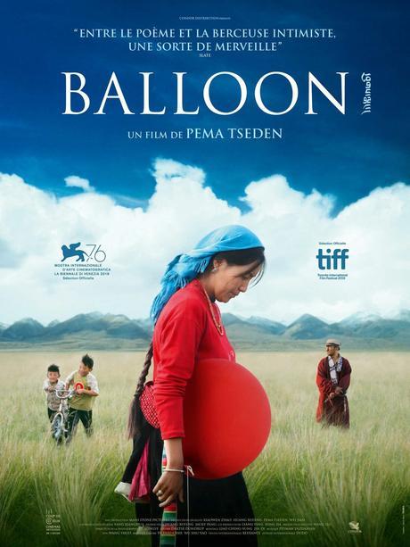 Balloon (2021) de Pema Tseden