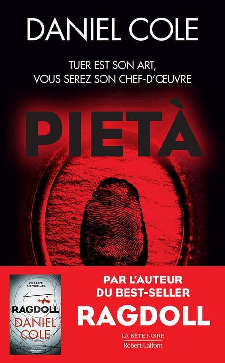News : Pietà - Daniel Cole (Robert Laffont)