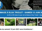 Maison Aragon-Triolet Hommage Elsa Triolet Samedi Juin 2021