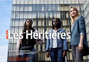 LES HERITIERES (Critique Fiction Unitaire) Globalement un peu terne…