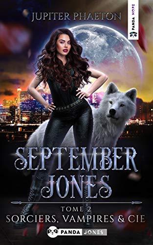 September Jones, Tomes 1 à 4