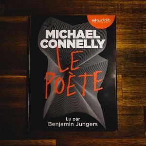 Le poète de Michael Connelly (édition audio Audiolib)