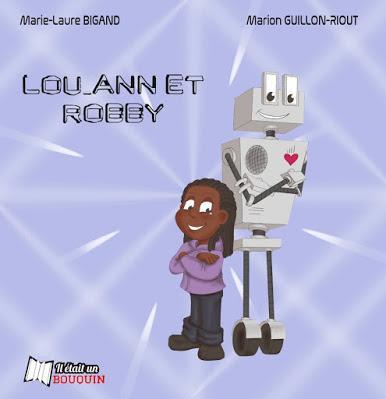 Parution de « Lou-Ann et Robby »