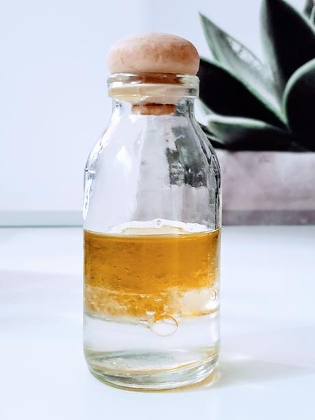 DIY Démaquillant biphasé BIO aux huiles précieuses