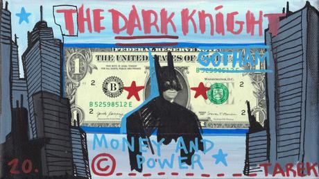 Série Pop art Dollar