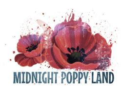 Midnight Poppy Land de Lilydusk