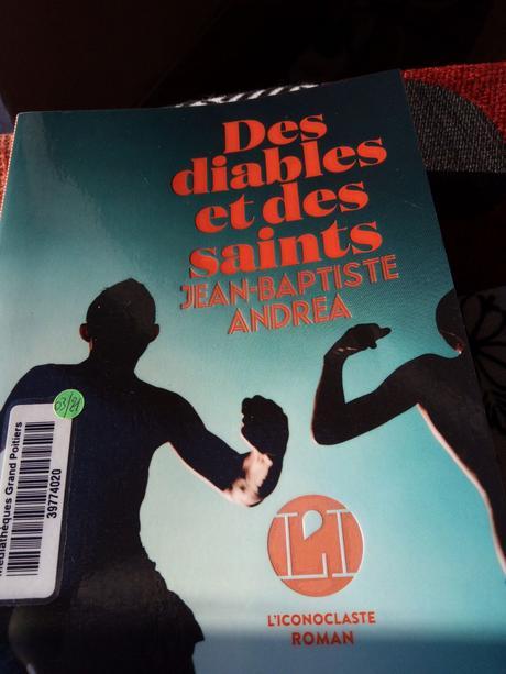 Des diables et des saints de Jean-Baptiste Andrea
