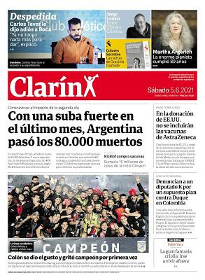 Autonomie vaccinale de l'Argentine: une nouvelle étape est franchie [Actu]
