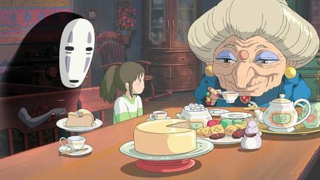 Le Voyage de Chihiro (2001) de Hayao Miyazaki