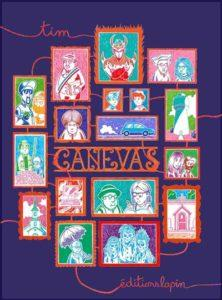 Canevas (Tim) – Editions Lapin – 19€