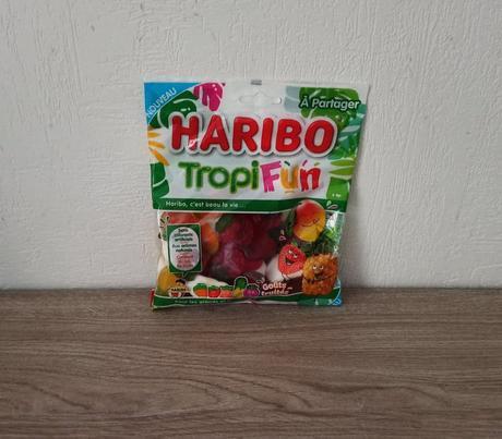 Bonbons Tropifun HARIBO