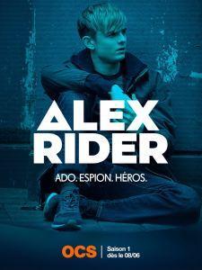 ALEX RIDER (Critique Saison 1 Episodes 1×01 – 1×02) Trop sérieuse et froide…