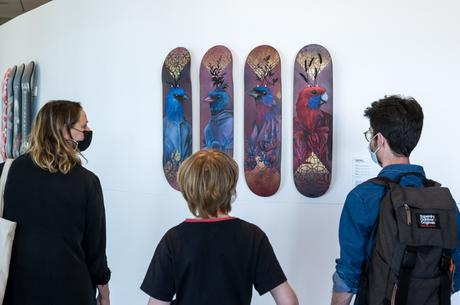 Exposition Spraying Board à Lyon