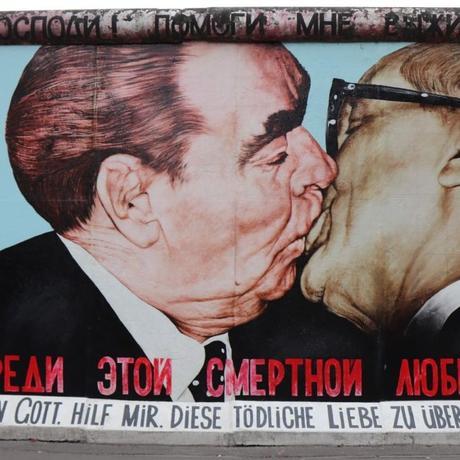 Visite guidée le Mur de Berlin. East side Gallery