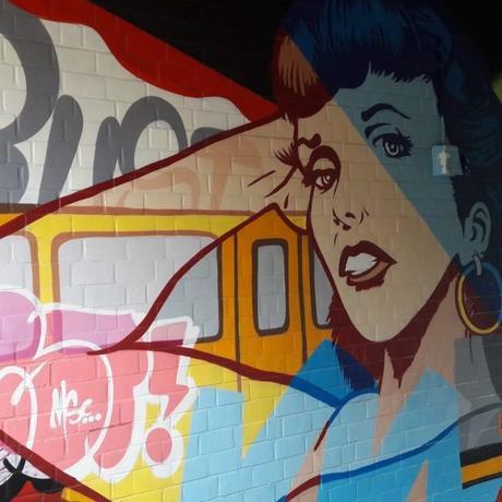 Visite guidée alternative Street art à Berlin