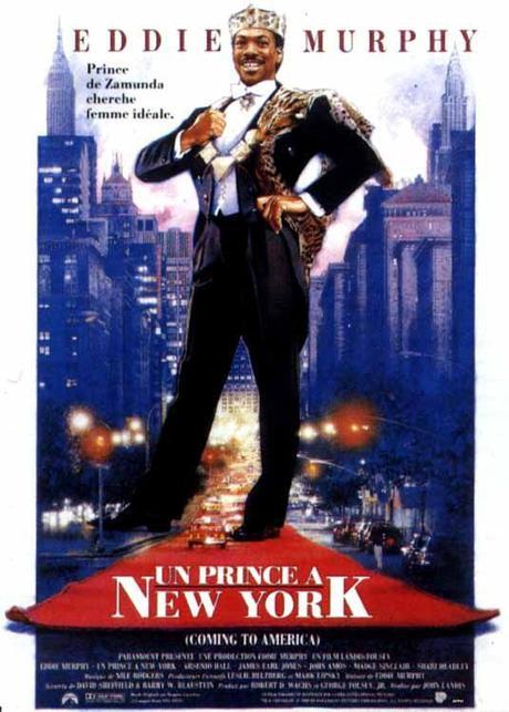 Un Prince à New-York (1988) de John Landis