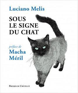 Sous le signe du chat de Luciano Melis