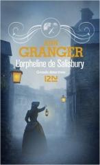 l'orpheline de salisbury, ann granger, saga ben ross, Lizzie et ben ross, polar victorien