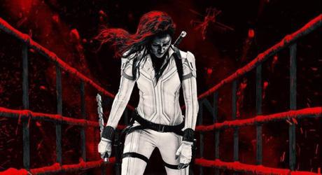 Affiche IMAX pour Black Widow de Cate Shortland