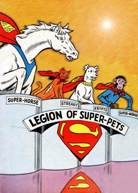 Gros casting vocal pour le film d'animation DC League of Super-Pets