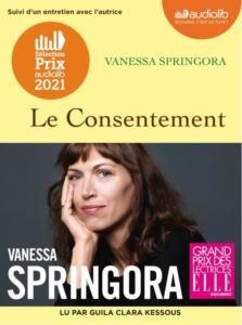 Couverture de Le Consentement de Vanessa Springora