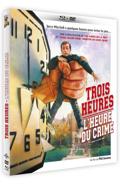 TROIS HEURES, L'HEURE DU CRIME (Concours) 3 COMBO DVD & BLU-RAY à gagner