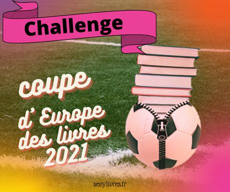 Coupe d'Europe des livres 2021, c'est parti !