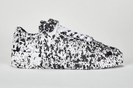 adidas et Sneeze s'unissent sur une Forum Low