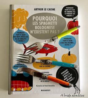 Pourquoi les spaghetti bolognese n'existent pas d'Arthur Le Caisne