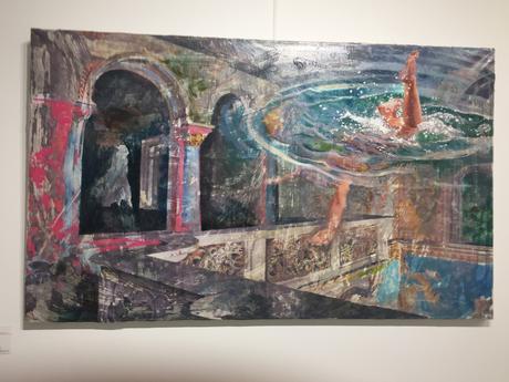Galerie Boris exposition « Femme Eau Espace » exposition Ivana ZIVIC