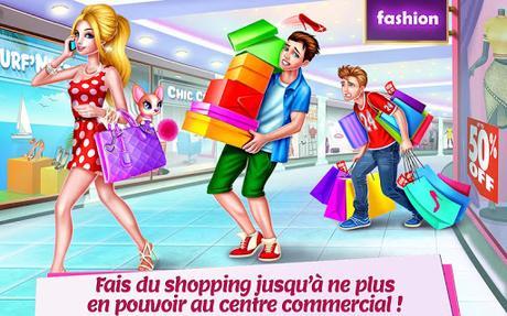 Code Triche Shopping Girl  APK MOD (Astuce) 5
