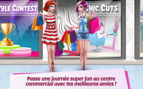 Code Triche Shopping Girl  APK MOD (Astuce) 2