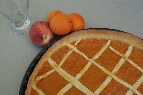 recette du jour: Tarte à l'abricot  au thermomix de Vorwerk