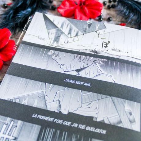 Le fossoyeur, tome 1 • Chihiro Watanabe