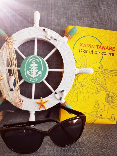 D'or et de colère de Karin Tanabe