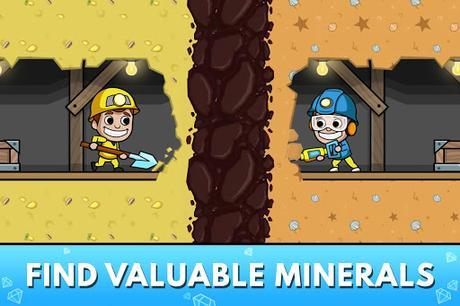 Télécharger Gratuit Idle Miner Tycoon: Mine & Money Clicker Management  APK MOD (Astuce) 3