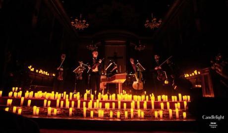 A voir à Paris : les concerts à la bougie