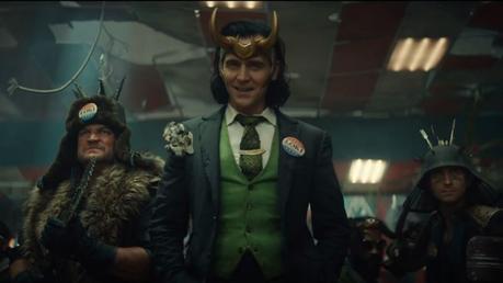 Illustration de Loki