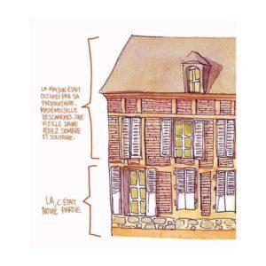 Maisonologue, Sur RDV  (Lorraine Les Bains) – Editions Lapin – 19€