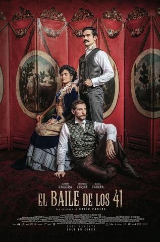 Le Bal des 41 (2021) de David Pablos