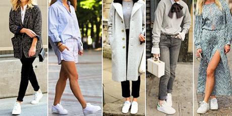 Les baskets : la nouvelle tendance mode