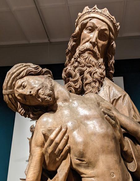 Ausstellung Kunst & Kapital Verbrechen — Bayerisches National Museum — 14 Bilder /14 photos — Expo Riemenschneider / Veit Stoß