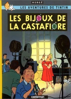 Les aventures de Tintin, tome 21 : Les Bijoux de la Castafiore, Hergé