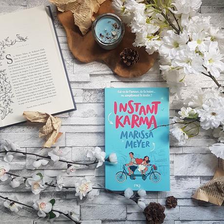 Instant Karma - Marissa Meyer